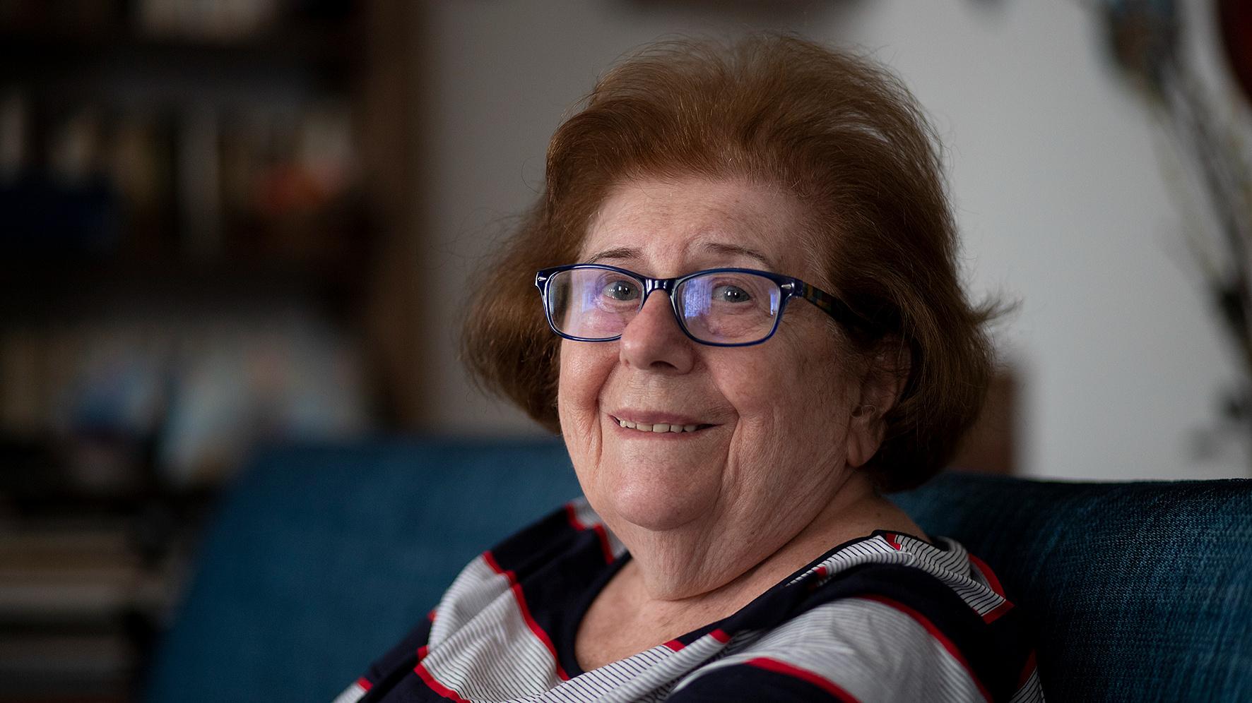 Jó néha megpróbálni, tudok-e vízen járni – Interjú a 90 éves Keleti Évával